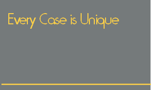 Every Case is Unique